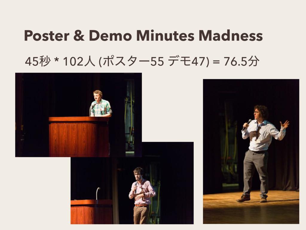 Poster & Demo Minutes Madness 45ඵ * 102ਓ (ϙελʔ5...