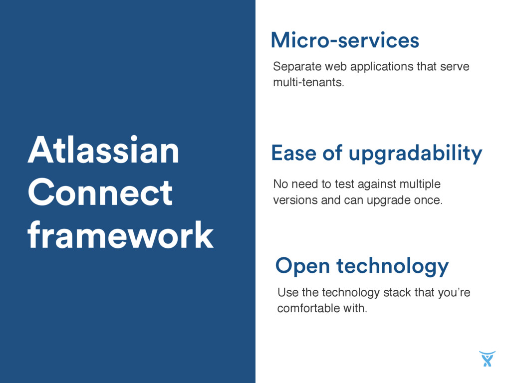 Atlassian Connect framework Open technology Eas...