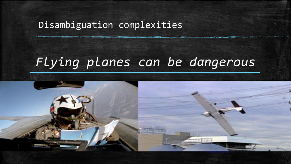 Disambiguation+complexities+ Flying'planes'can'...