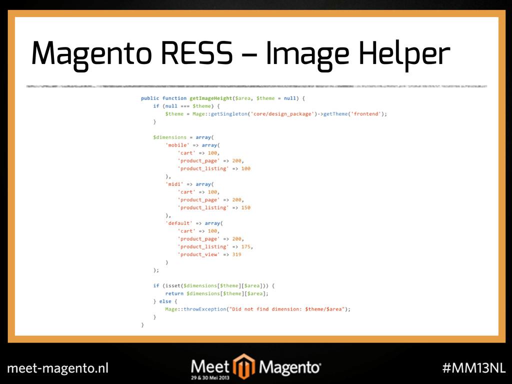 Magento RESS – Image Helper