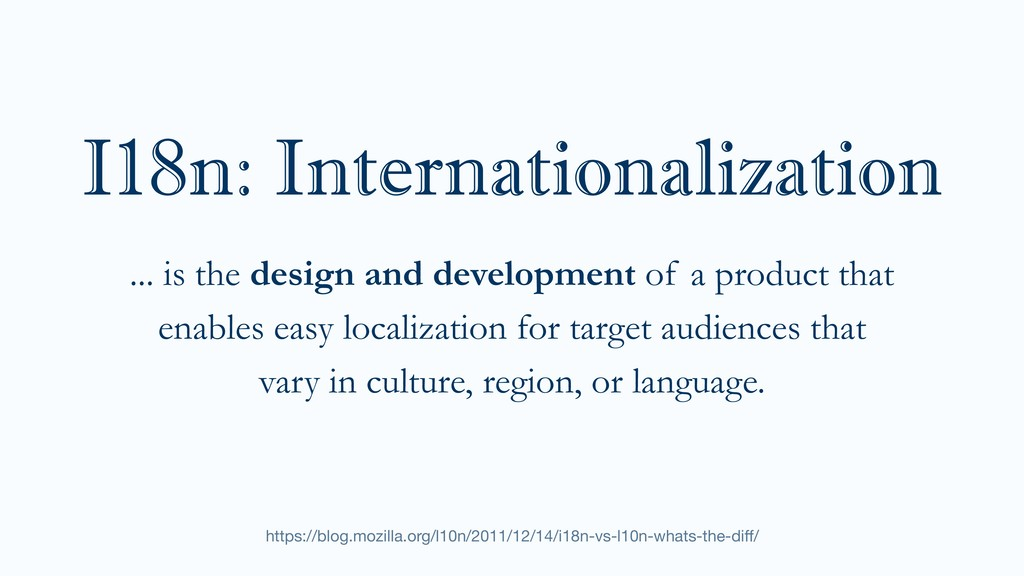 ... is the design and development of a product ...