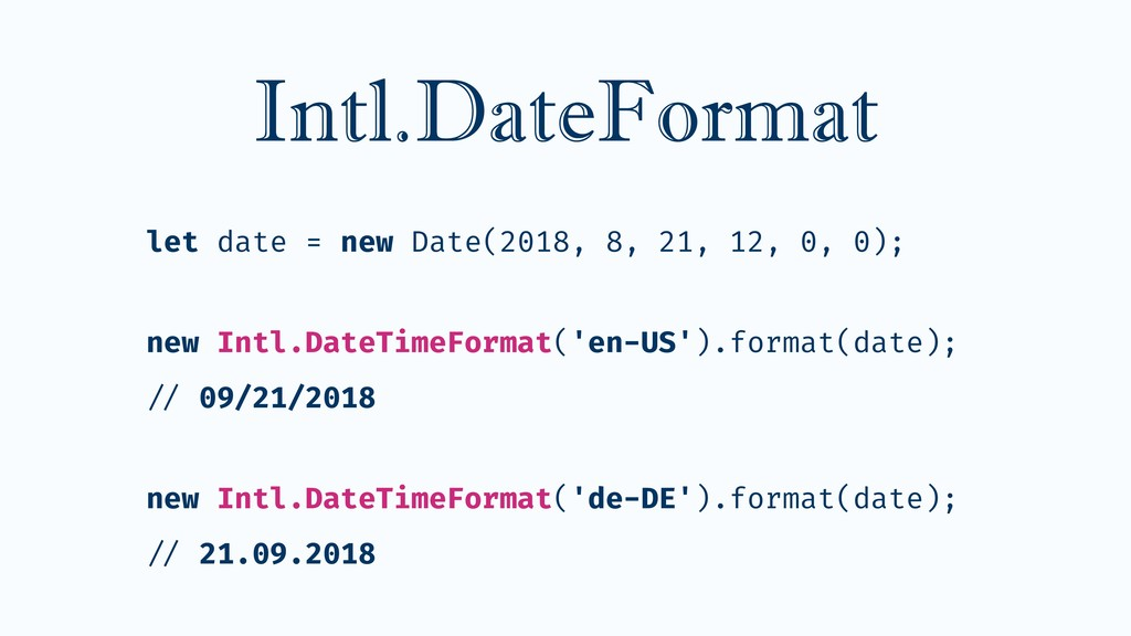 let date = new Date(2018, 8, 21, 12, 0, 0); new...