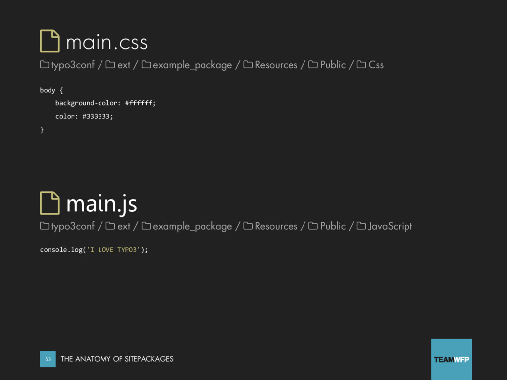  main.css body { background-color: #ffffff; co...