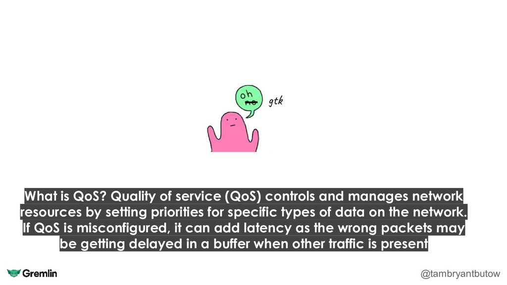 What is QoS? Quality of service (QoS) controls ...