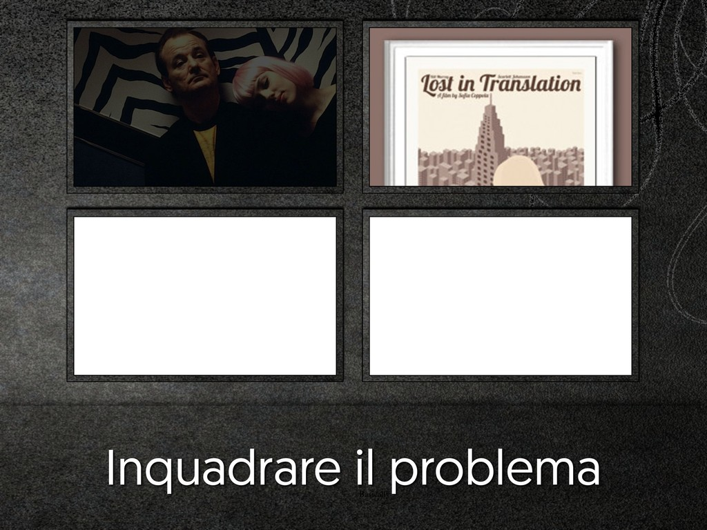 Basically Inquadrare il problema