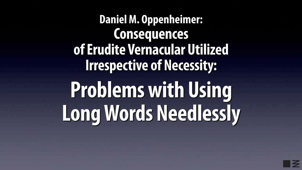 Consequences of Erudite Vernacular Utilized Irr...