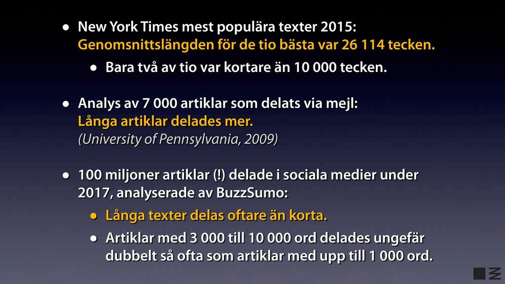 • New York Times mest populära texter 2015: Gen...