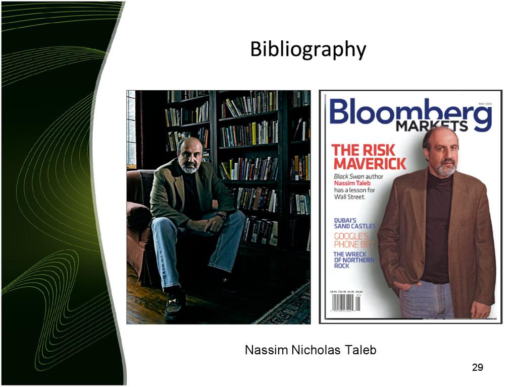 Nassim Nicholas Taleb 29