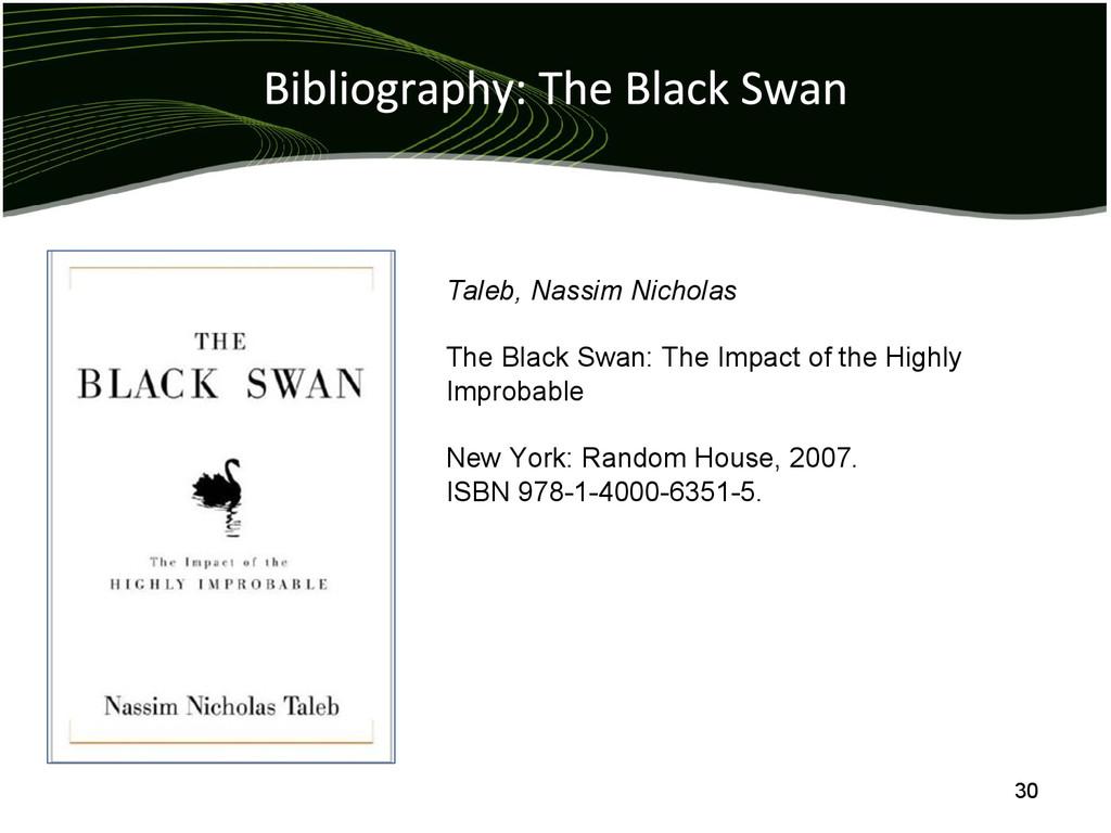 Taleb, Nassim Nicholas The Black Swan: The Impa...