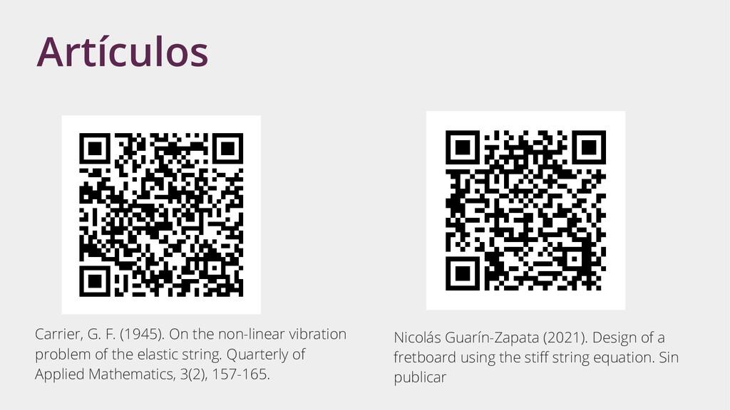 Artículos Nicolás Guarín-Zapata (2021). Design ...