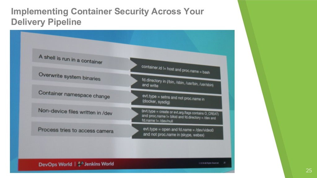 25 Implementing Container Security Across Your ...
