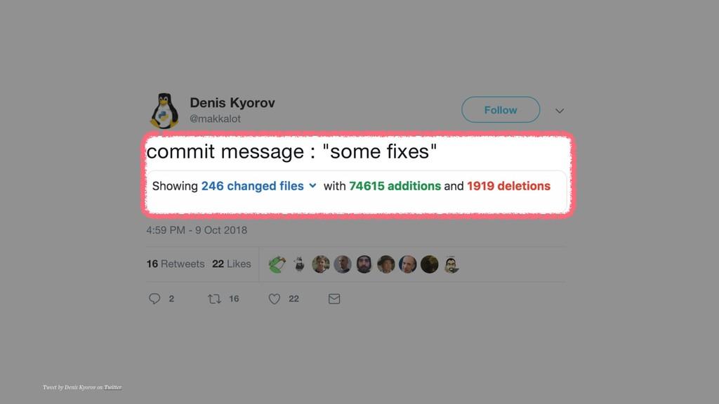 Tweet by Denis Kyorov on Twitter Tweet by Denis...