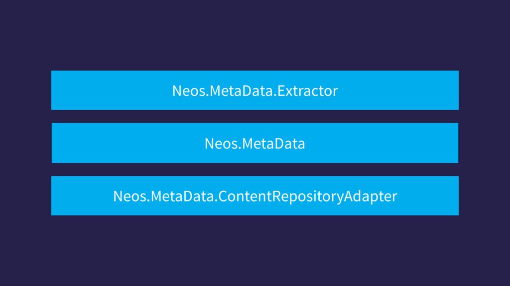 Neos.MetaData Neos.MetaData.ContentRepositoryAd...