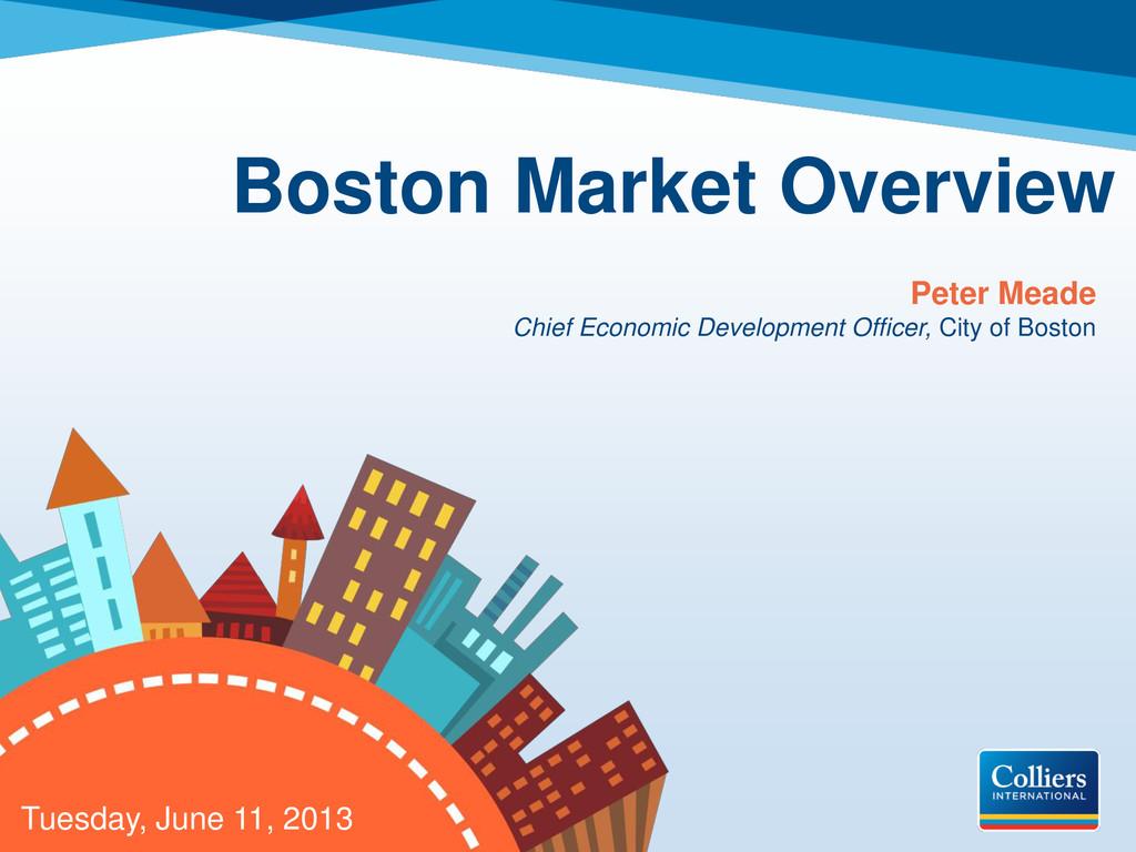 Click to edit Master title style Boston Market ...