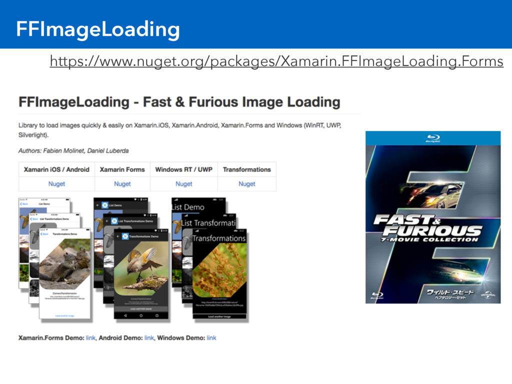 FFImageLoading https://www.nuget.org/packages/X...