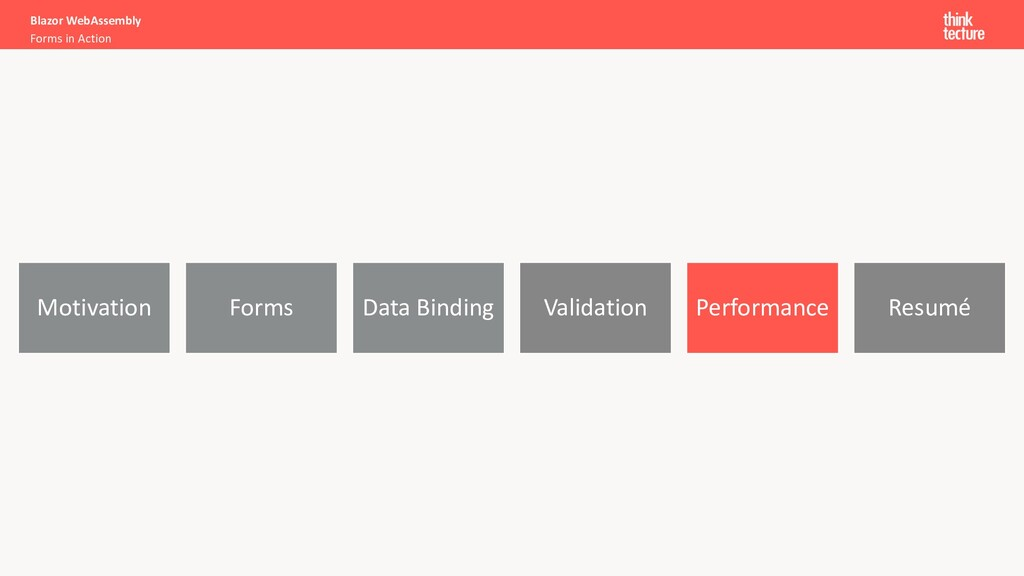 Motivation Forms Data Binding Validation Perfor...
