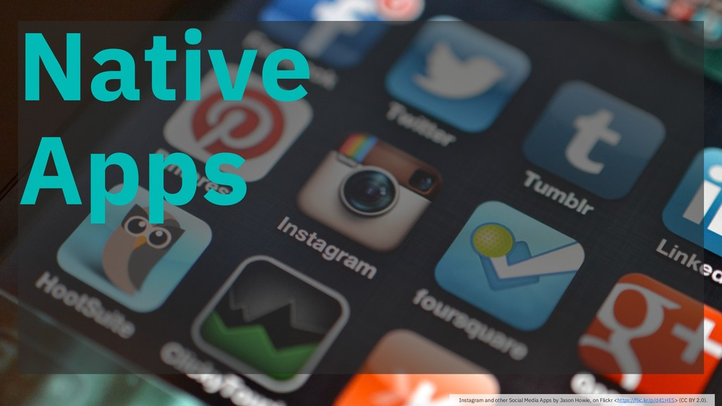 Instagram and other Social Media Apps by Jason ...