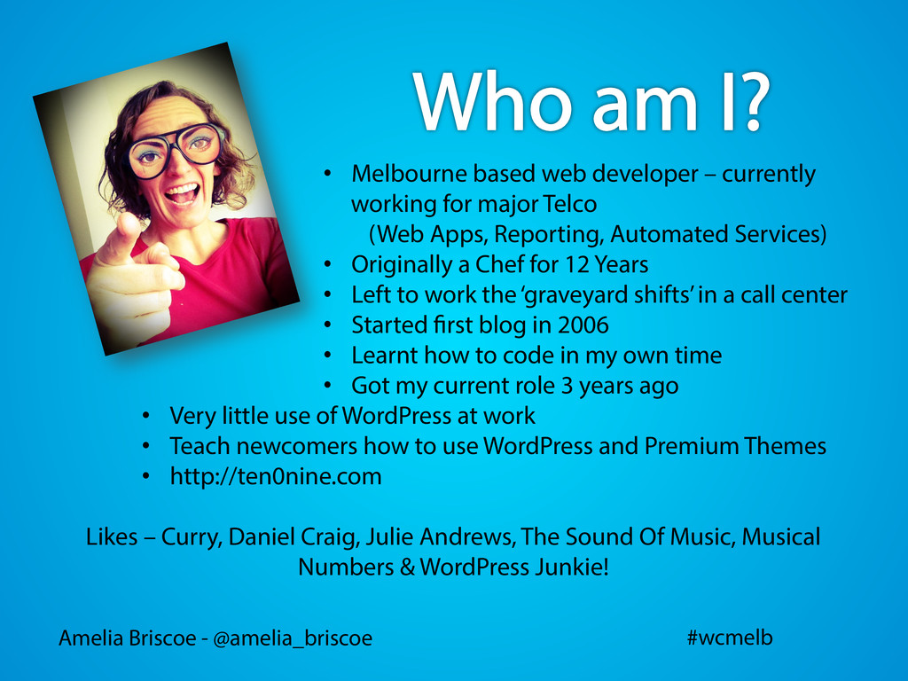 Amelia Briscoe - @amelia_briscoe #wcmelb • Mel...
