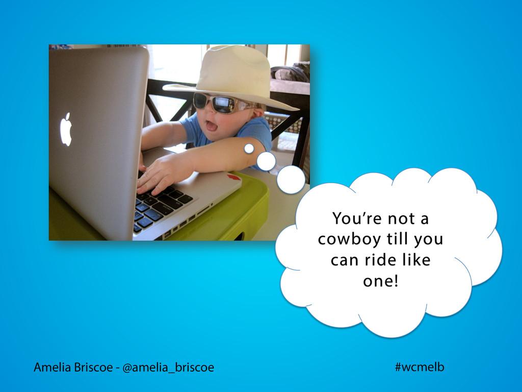 Amelia Briscoe - @amelia_briscoe #wcmelb