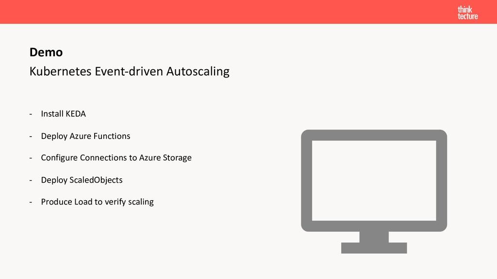 Kubernetes Event-driven Autoscaling - Install K...