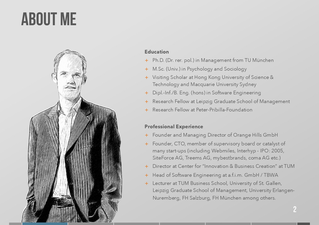 Intro Education + Ph.D. (Dr. rer. pol.) in Man...