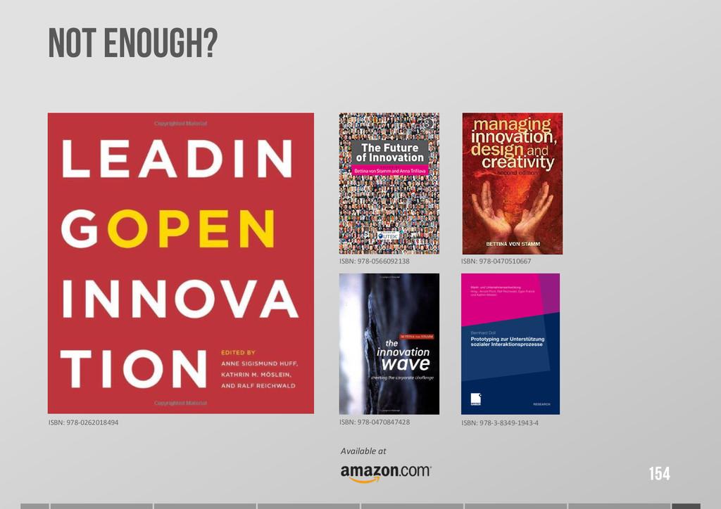 NOT ENOUGH? 154 ISBN: 978-‐0262018494  A...
