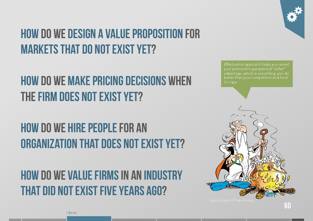 Ideas How do we design a value proposition for ...