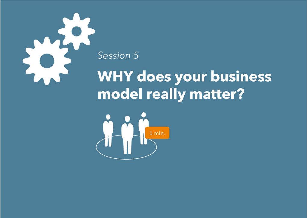 WHY does your business model really matter? 5 m...