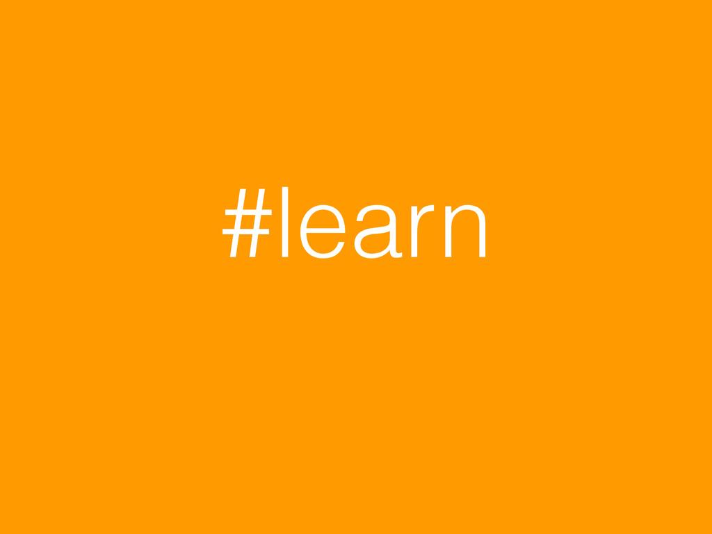 #learn