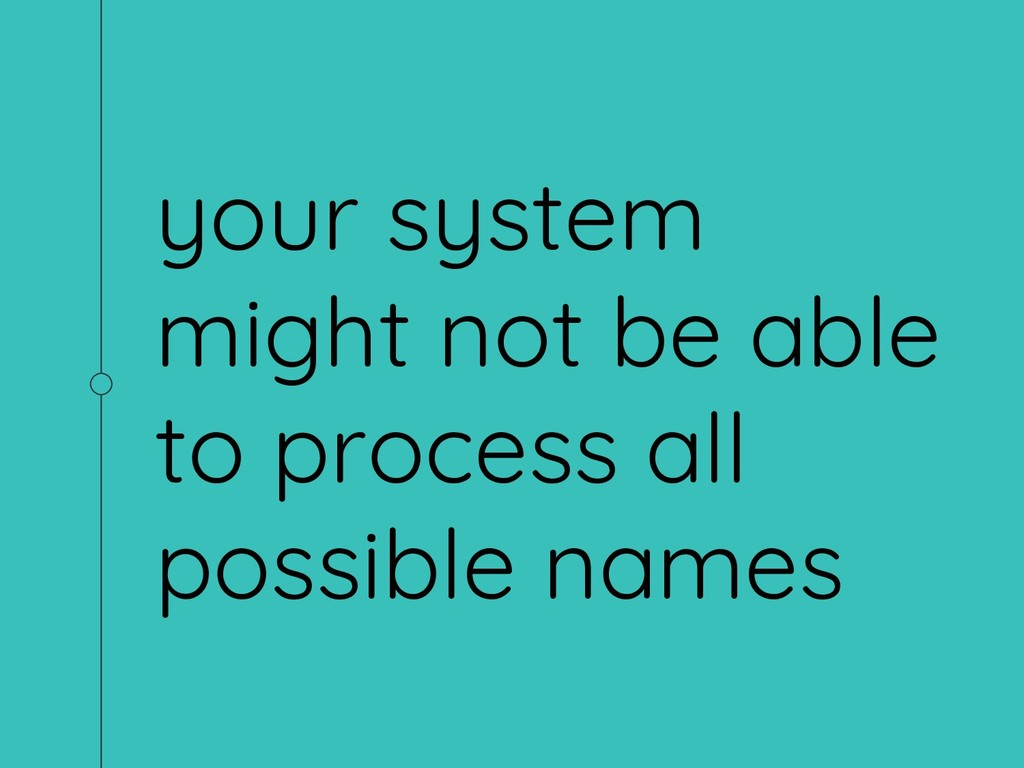 your system might not be able to process all po...