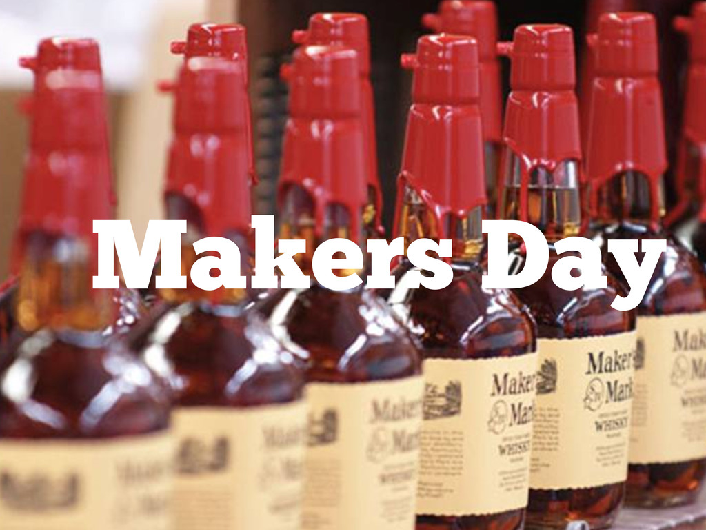 Makers Day
