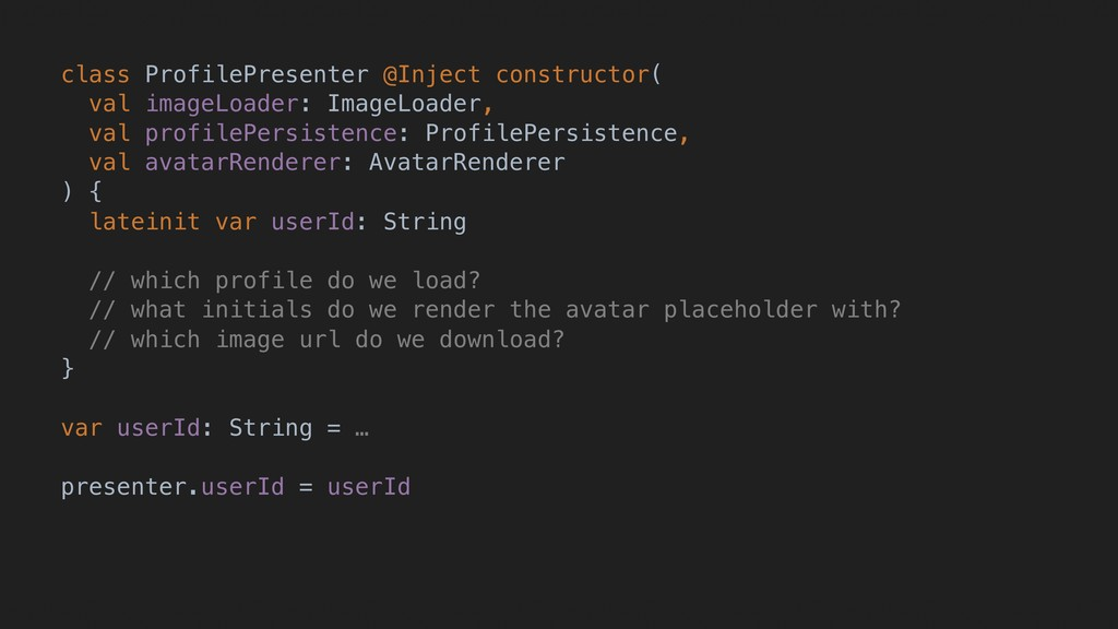 class ProfilePresenter @Inject constructor( val...