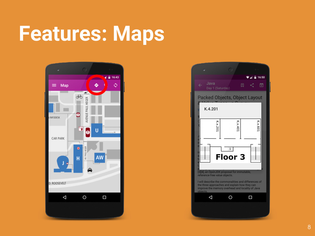 Features: Maps 8