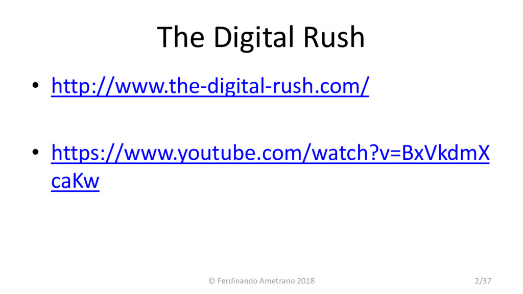 The Digital Rush • http://www.the-digital-rush....