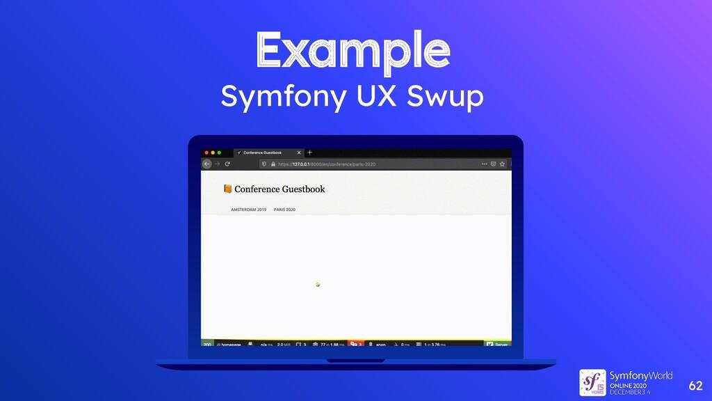 Example Symfony UX Swup 62