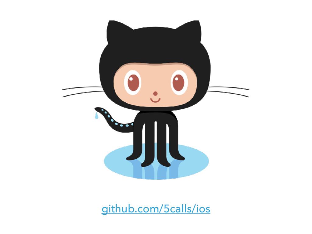 github.com/5calls/ios