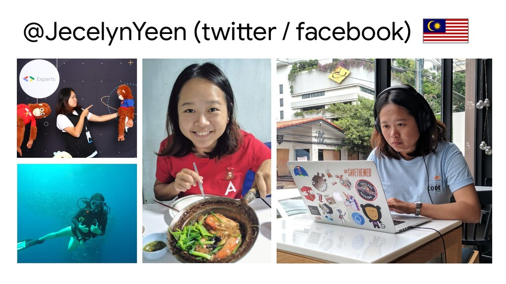 @JecelynYeen (twitter / facebook)