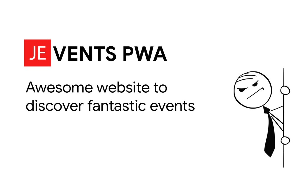 JE VENTS PWA Awesome website to discover fantas...