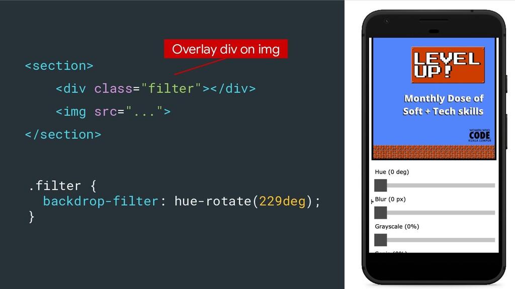 "<section> <div class=""filter""></div> <img src=""..."