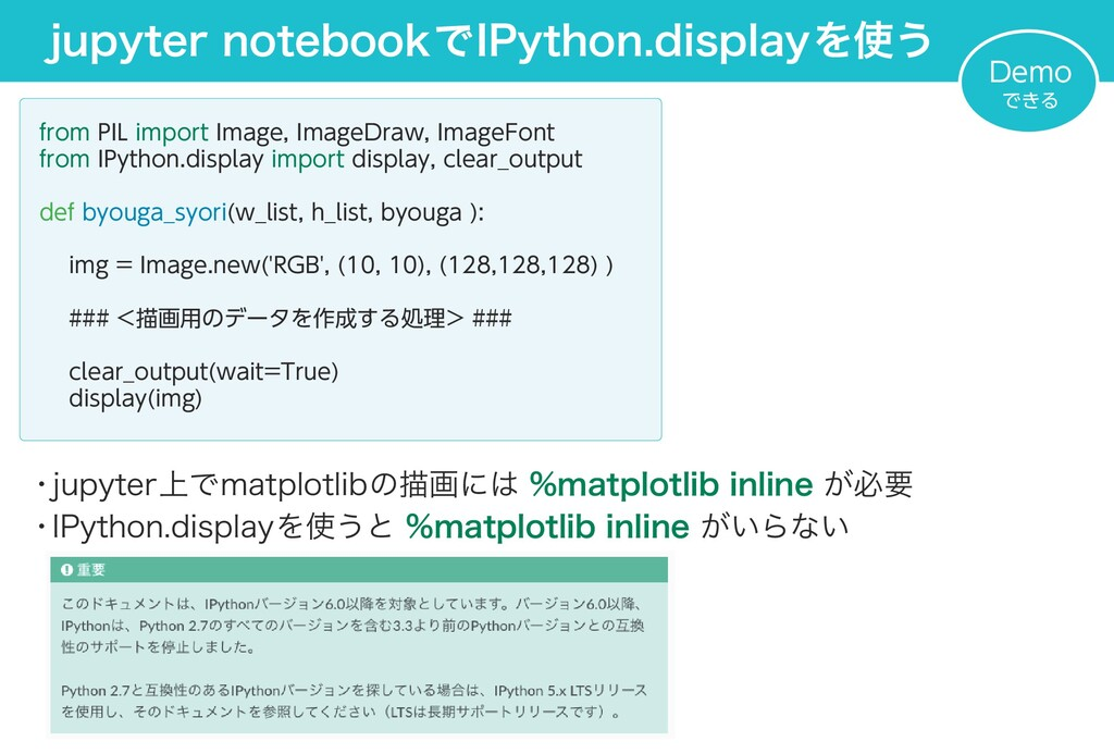 jupyter notebookでIPython.displayを使う from PIL im...