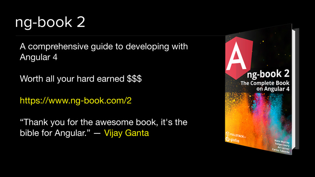 ng-book 2 A comprehensive guide to developing w...