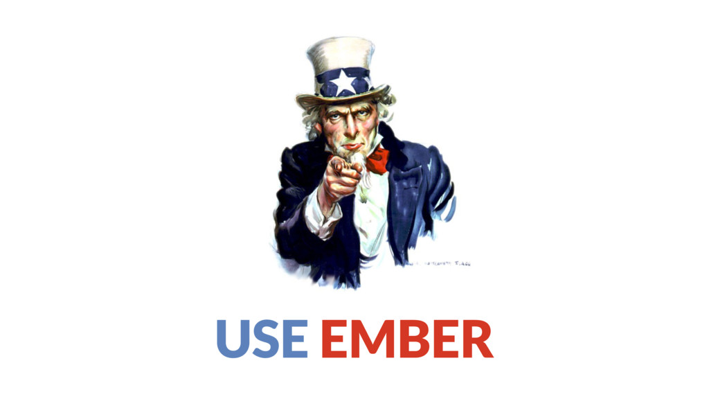 USE EMBER