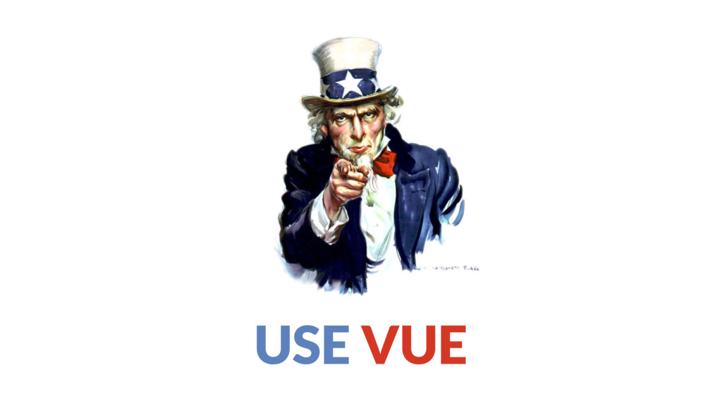 USE VUE