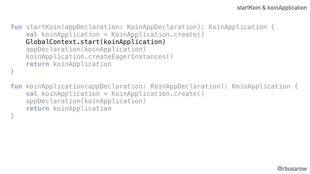 @rbusarow fun startKoin(appDeclaration: KoinApp...