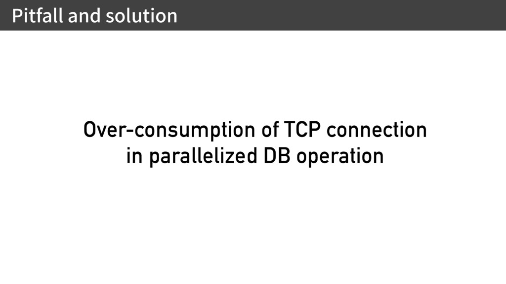 1JUGBMMBOETPMVUJPO Over-consumption of TCP co...