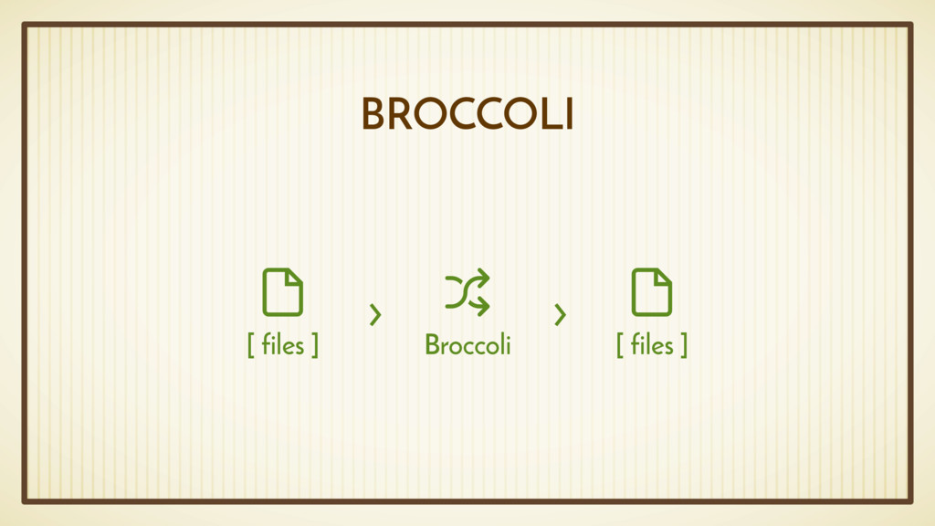 BROCCOLI Broccoli  [ files ]  [ files ]  › ›