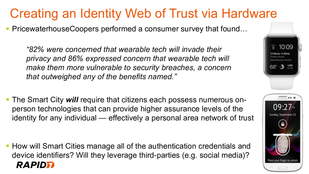 Creating an Identity Web of Trust via Hardware ...