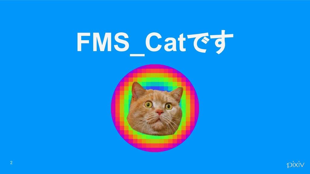 2 FMS_Catです