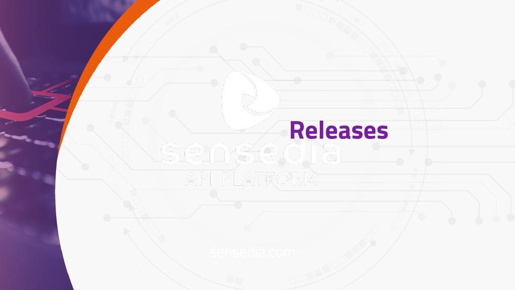 sensedia.com Releases