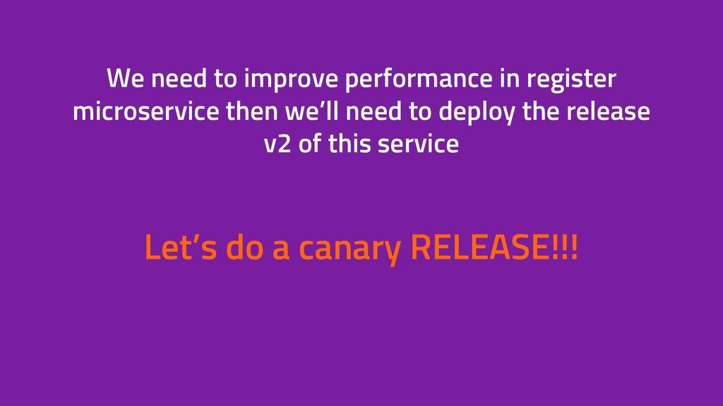 We need to improve performance in register micr...